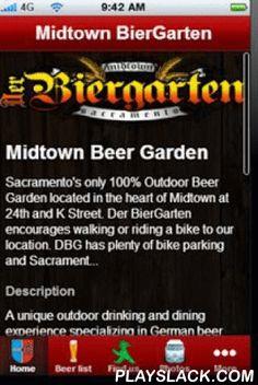 Der BierGarten Sacramento  Android App - playslack.com ,