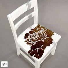 Revamp old furniture