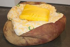 food shaped Furniture | Check out the rest of her lovely pieces by visiting her Etsy shop, B ...