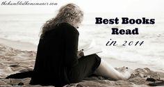 I highly recommend these best books from 2014. | The Humbled Homemaker