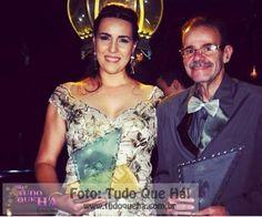 Empresários e Publishers  Fernando Jardim e Alessandra Lara Cunha