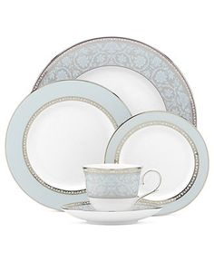 Lenox Dinnerware, Westmore 5 Piece Place Setting - Fine China - Dining & Entertaining - Macy's