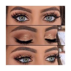??✨?? — Eye love eye makeup ❤ liked on Polyvore featuring beauty products, makeup and eye makeup