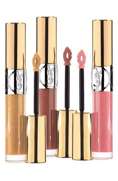 Yves Saint Laurent Beauty Yves Saint Laurent 'Gloss Volupte' Trio (Limited Edition) available at #Nordstrom