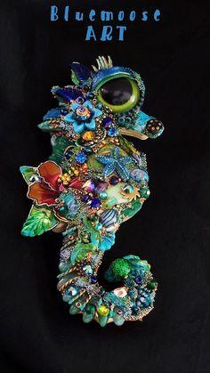 The Fantastic Bead Mosaics Mini SeaLife Series The by bluemoose