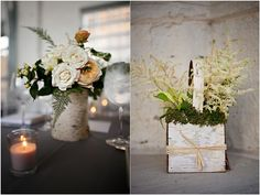 Romantic vintage wedding by Laurie Peacock Photography