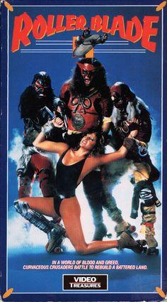 Roller Blade VHS