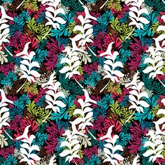 Textile Designs by Angelica Margain