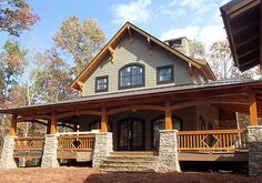 Rugged And Rustic Inside And Out   18802CK | 1st Floor Master Suite,  Country,