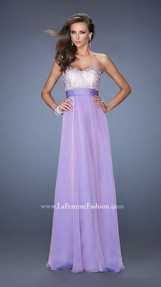 La Femme 19726 | La Femme Fashion 2014 - La Femme Prom Dresses - Dancing with the Stars