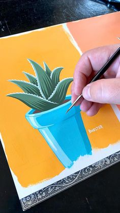 Simple Canvas Paintings, Small Canvas Art, Mini Canvas Art, Easy Canvas Art, Colorful Paintings, Diy Canvas, Gouache Painting, Watercolor Paintings, Watercolor Art Lessons