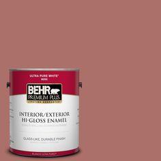 BEHR Premium Plus 1-gal. #pmd-81 Tandoori Spice