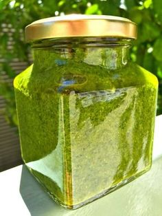 Pesto Dressing, Food Hacks, Food Tips, Healthy Cooking, Cooking Time, Diet Recipes, Mason Jars, Food And Drink, Spices