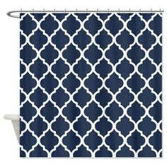 navy and white shower curtain. West Elm Stripe Shower Curtain  72 x74 White Navy Blue Liners Bathroom Textiles Decor Bathrooms Pinterest liner
