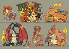 The Character Design Challenge! Pokemon Fusion Art, Pokemon Fan Art, Real Pokemon, Pokemon Stuff, Pokemon Comics, Pokemon Memes, Charmander Charmeleon Charizard, Deadpool Pikachu, Pokemon Breeds