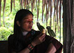 Amazonie – Tribu Ashaninka – Brésil, Acre 2011 | Naziha MESTAOUI