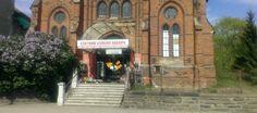 Židovská synagoga slouží Velkému Meziříčí jako tržnice | Shekel.cz