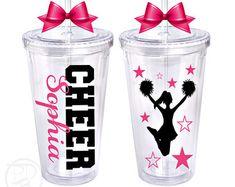 Cheer Gifts, Cheer Coach Gifts, Cheer Team Gifts, Cheerleading Gifts Personalized, Cheer Mom, Cheerleader, Cheer Water Bottle, Cheer Tumbler Cheer Sister Gifts, Cheer Coach Gifts, Cheer Coaches, Cheer Gifts, Cheer Mom, Softball Gifts, Cheer Stuff, Basketball Gifts, Cheerleading Cheers