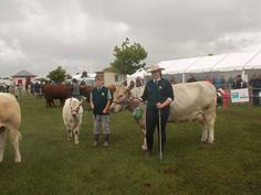 Leading at the a&p show