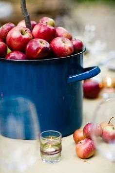 In Season - October. Apples: Don't immerse in water to preserve them and stop them from going brown as they take on moisture and loose their flavour. Peel just before you are going to use them.
