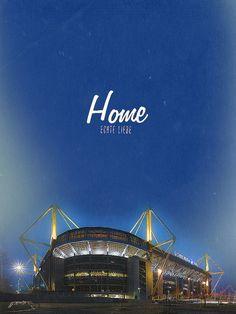Westfalenstadion. Dortmund,  Germany. #home #borussia #bvb #1909 #echteliebe