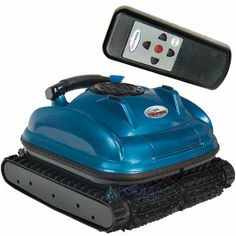 Direct Command RC Cleaner - This unit will gobble up leaves, debris, sand, and acorns, leaving your pool clean and bright. Cleans Scrubs Floors, Walls, Waterline and Steps.