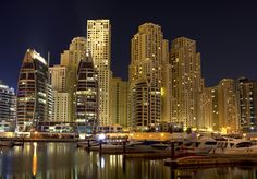 Moving to and Living in Dubai