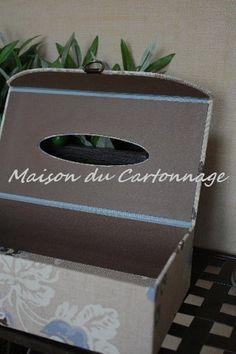 レッスン作品例・生徒さんの作品 : メゾン ド カルトナージュ Maison du Cartonnage