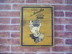 letrero Vintage Retro, en madera estilo envejecido. Página web, http://tumuebleconsolajvg.webs.tl