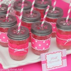 cool idea for a get together. could be done for a wedding shower