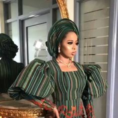 African Lace, African Dress, Yoruba Wedding, Net Blouses, Nigerian Lace, Ankara Styles, African Fashion, Aso, Photo And Video