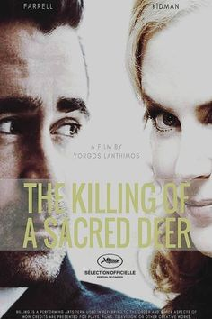 The Killing of a Sacred Dear, a drama/mystery/horror movie by Yorgos Lanthimos (Dogtooth, The Lobster), starring Collin Farrell, Nicole Kidman, and Alicia Silverstone. See more must-see movies at the Razor Reel Film Festival at http://www.celluloiddiaries.com/2017/10/razor-reel-film-festival-bruges.html