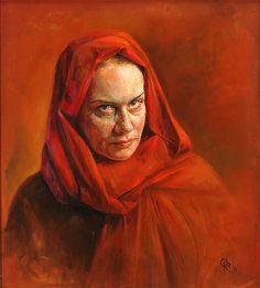 Ida by Oleg Radvan 20 x 18