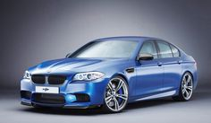 BMW M5 F10 Aérokit