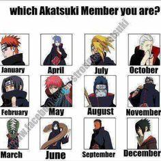 I'm Deidara! #naruto #funny #akatsuki I got zetsu has