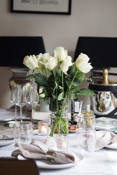 Table setting in Par