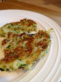 Dovetail Blog: Zucchini Frit-Omelette {Toddler Approved Baby Food Recipe}