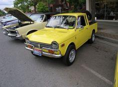 1971 Honda N600 Truck