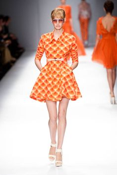 Cacharel Spring 2013 Ready-to-Wear Collection