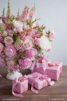 Zdjęcie: A wild bouquet...