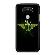Oregon Ducks Football Wings LG G5 Case Dewantary