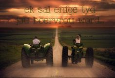 John Deere, his and her tractor off Country Life, Country Girls, Country Roads, Country Living, Country Strong, Southern Girls, Country Charm, Southern Living, Country Style