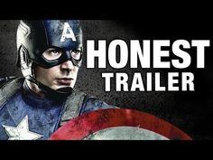 """I love honest trailers XD Especially with THIS voice, especially saying """"AAAAABBBBSSSS!"""" XD Bucky is here only as """"winter..."""" - You'll see... They should do Honest trailer for Captain America2... :"""