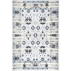 Found It At Wayfair Vintage Gearldine Cream Area Rug