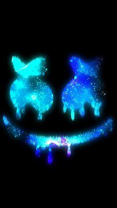 Marshmello wallpaper by Diablos_Fate - bd - Free on ZEDGE™ Graffiti Wallpaper Iphone, Game Wallpaper Iphone, Phone Screen Wallpaper, Neon Wallpaper, Wallpaper Keren, Music Wallpaper, Marvel Wallpaper, Cellphone Wallpaper, Blue Galaxy Wallpaper