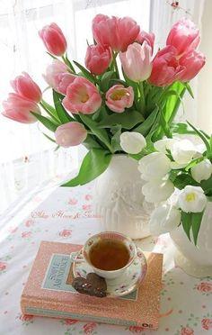 Coffee Flower, Love You Gif, Good Morning Coffee, Good Morning Greetings, Coffee Art, Winter Day, Hello Everyone, Afternoon Tea, Tea Time