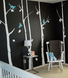 Super cool wall....I would love to do this!!