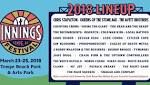 Chris Stapleton The Avett Brothers to headline Tempe three-day music festival