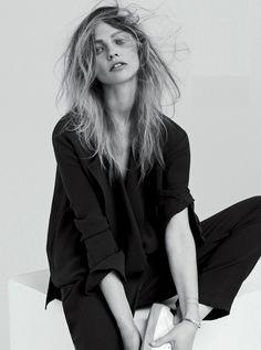 LOVE HER !! Vogue UK July 2014 Photographer: Daniel Jackson Styling: Kate Phelan Model: Sasha Pivovarova