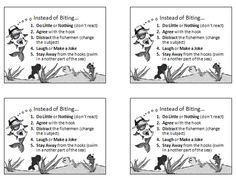 Lots of Simon's Hook activities! The Inspired Counselor: Simon's Hook: A Story About Teases and Put-Downs